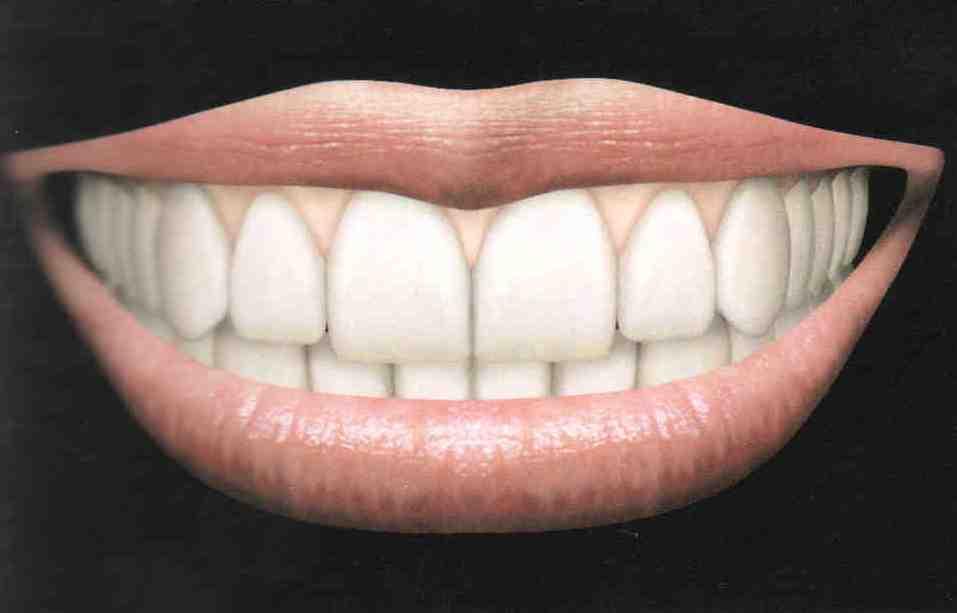 Как да се научите да се усмихвате красиво: със зъби и..